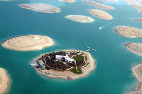 Al Maktoom Island